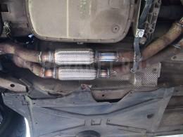 Ремонт выхлопной системы BMW 530d (E39)