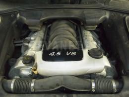 Двигатель Порше Кайен