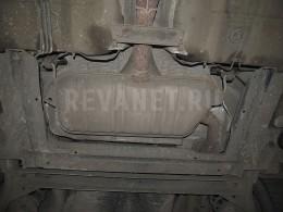Ремонт глушителя Ауди А6 Авант 2002 г.в.