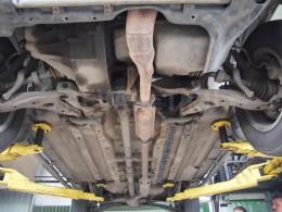 ремонт выхлопной системы Honda CR-V