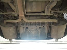 Замена катализатора на пламегаситель на Honda Accord