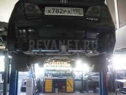 Тюнинг выхлопной системы Honda Civic