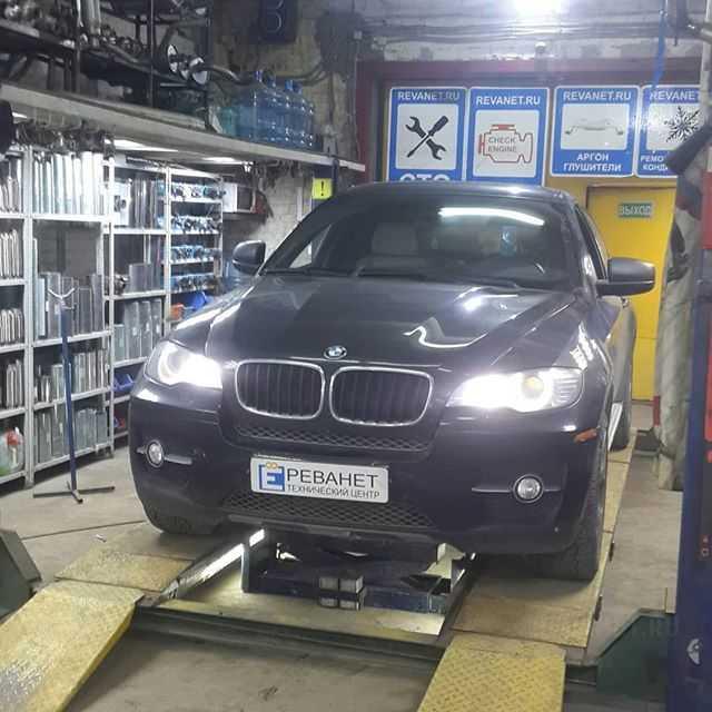 BMW X-6 в Воскресенске